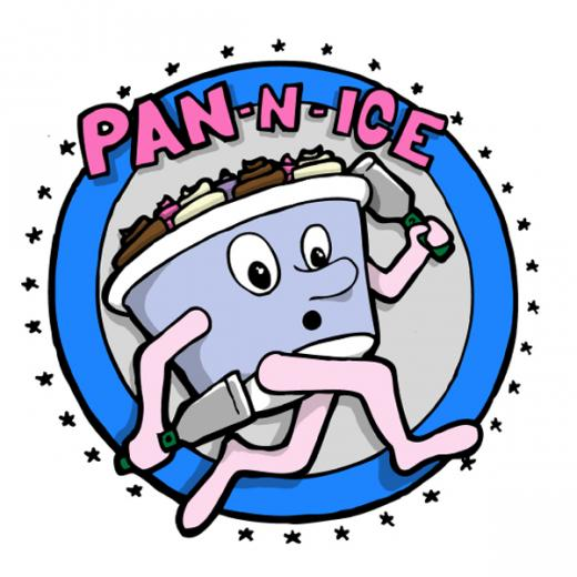 Pan N Ice logo