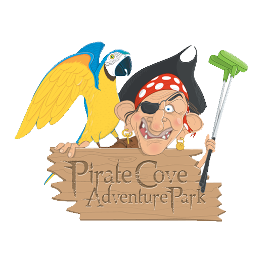 Pirate Cove Adventure Park logo
