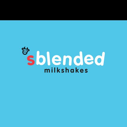 Sblended Milkshakes logo