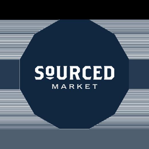 Sourced Market logo