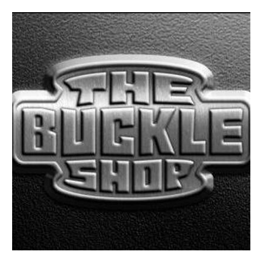 The Buckle Shop logo
