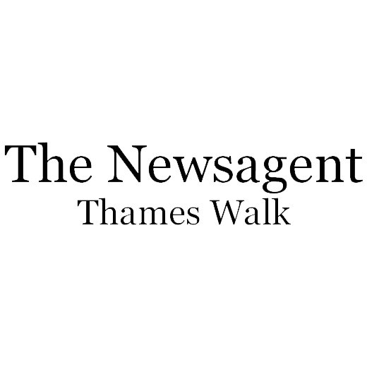 The Newsagent Thames Walk logo
