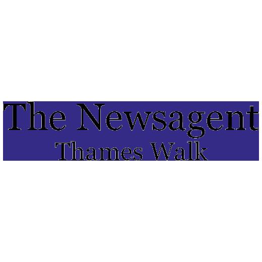 The Newsagent Thames Walk logo