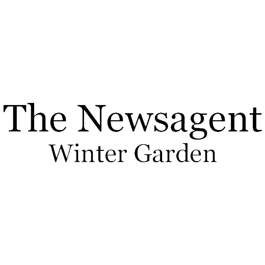 The Newsagent Winter Garden logo