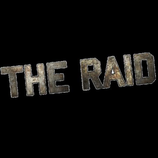 The Raid logo