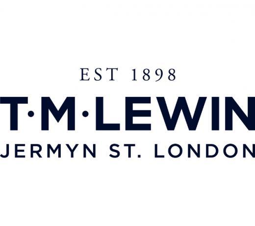 T. M. Lewin logo