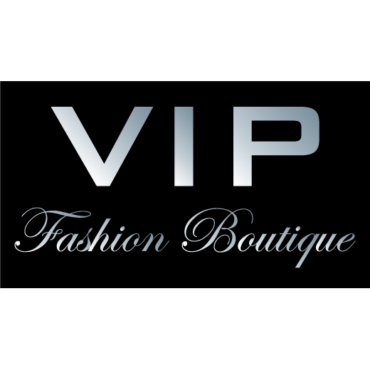 VIP Fashion Boutique logo