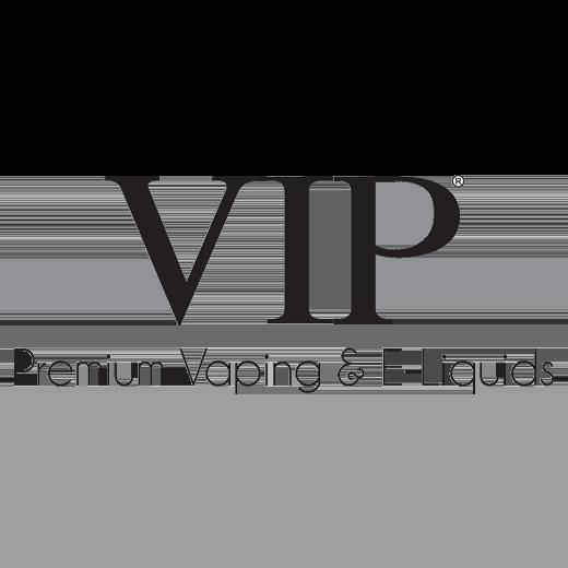 VIP Vaping & E-Liquids logo