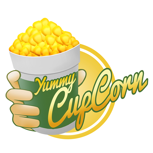 Yummy Cupcorn logo