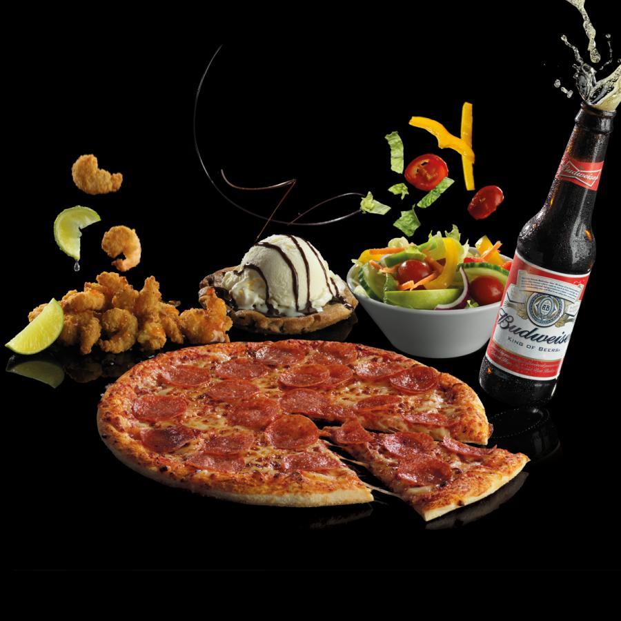 Pizza Hut Parrs Wood Entertainment Centre