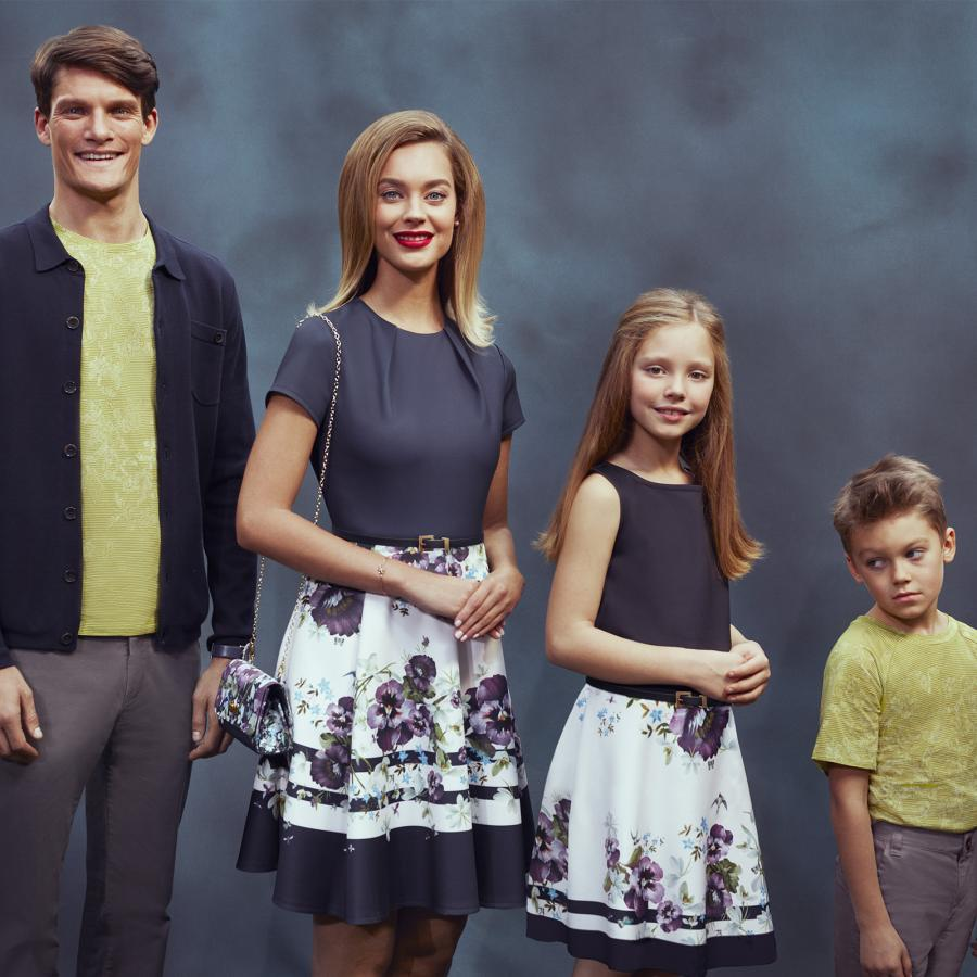 Ted Baker SS17 Collection