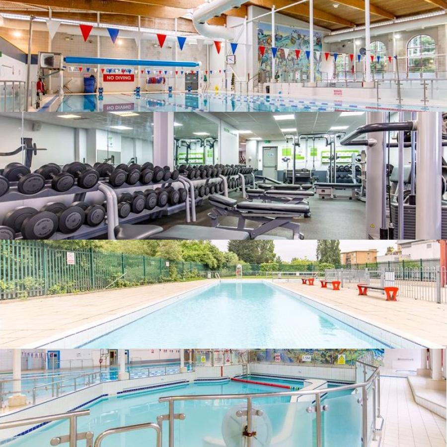 finchley lido leisure centre great north entertainment