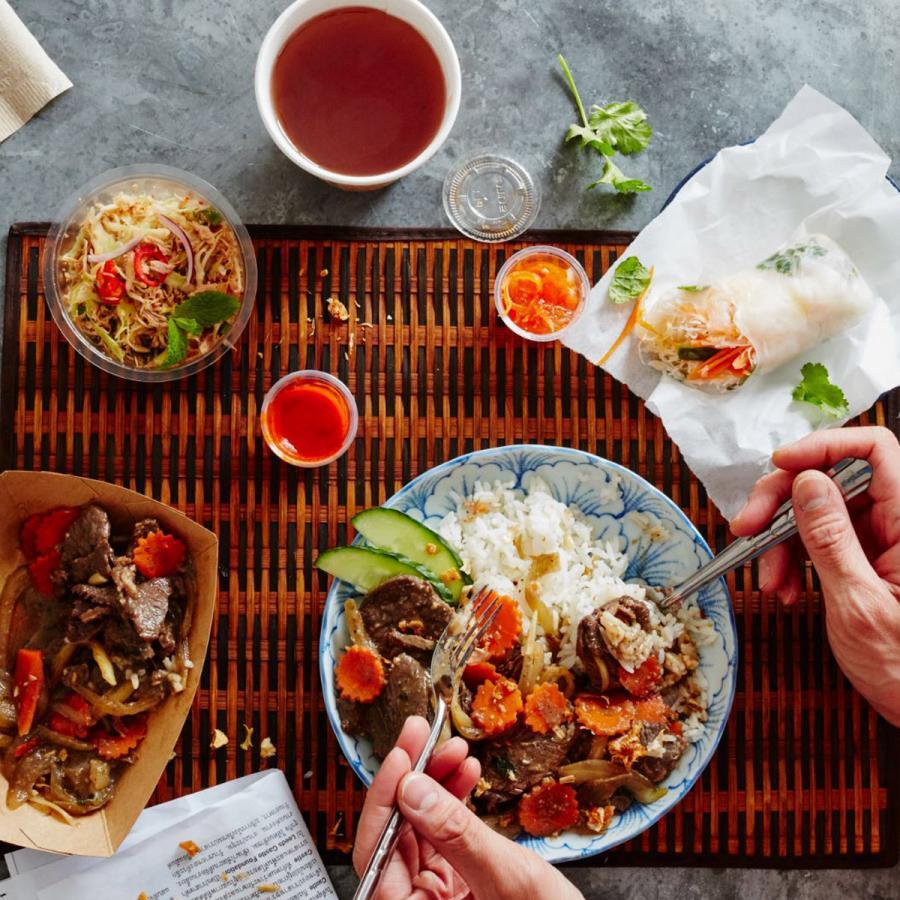Grabthai Food