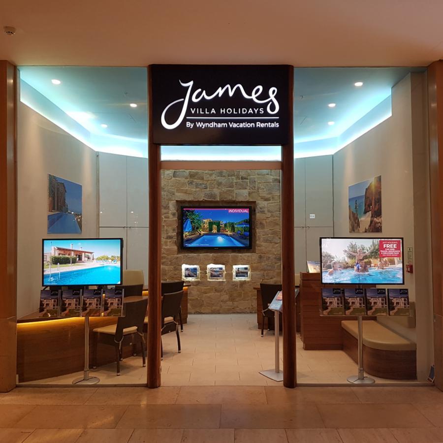 James Villas Holidays
