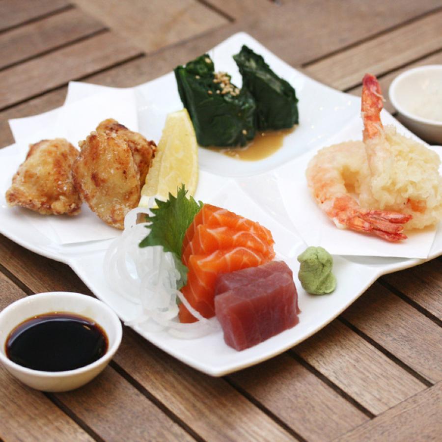 Shoryu Food