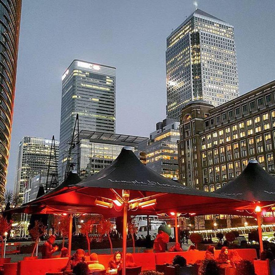 Temple Lounge West India Quay
