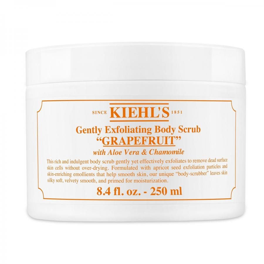 Get bare leg ready with this amazing exfoliating body scrub from Kiehl's. The grapefruit smell is super fresh. £32