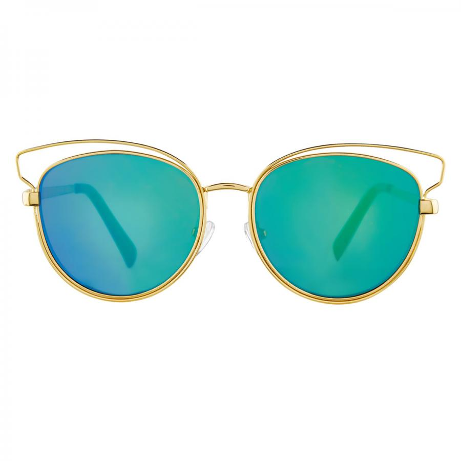The right pair of sunglasses will complete an outfit - choose wisely with these gold frame beauties from New Look. £8.99
