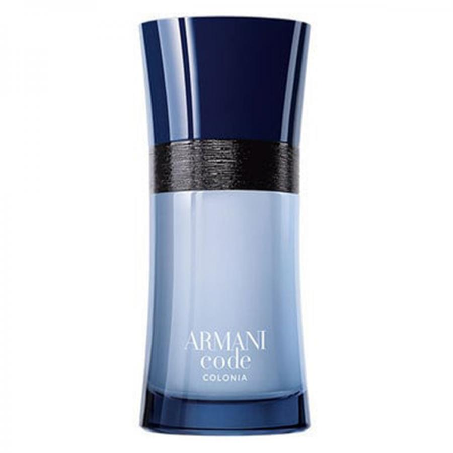 Armani Code Colonia EDT, £52, The Perfume Shop