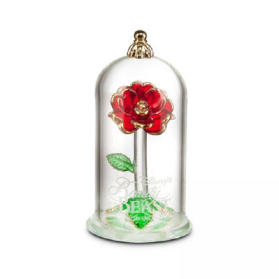 Flower in Glass dome