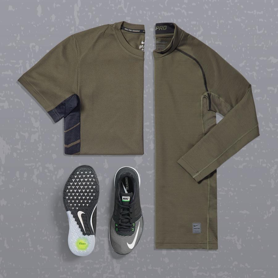 Up to 50% off outlet prices at Nike