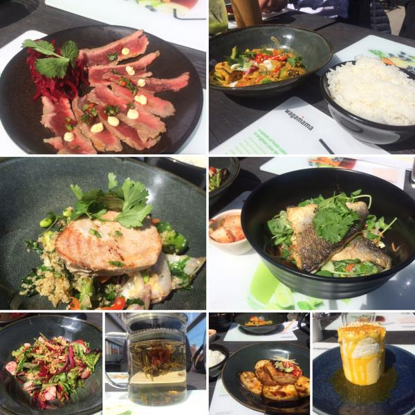 Summer Menu at wagamama