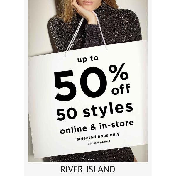 Black Friday River Island