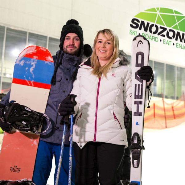 Snozone membership scheme at Xscape Yorkshire