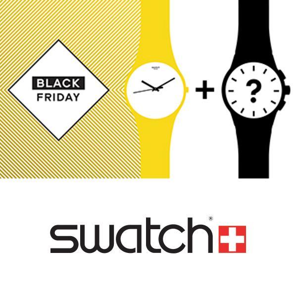 Black Friday Swatch