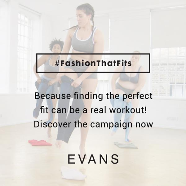 Evans - Fashion that Fits