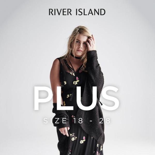 River Island plus