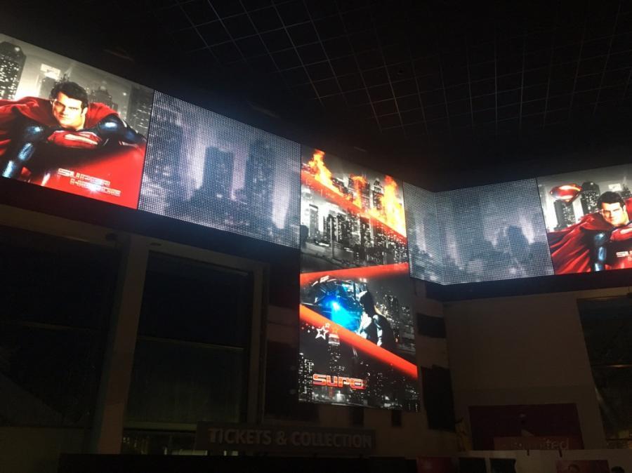 Cineworld Wandsworth - 4DX
