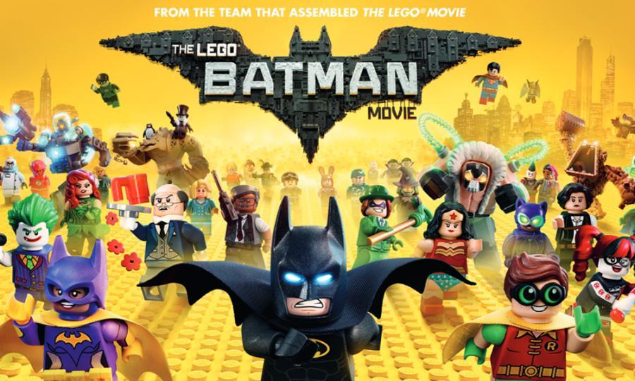 Lego Batman Competition