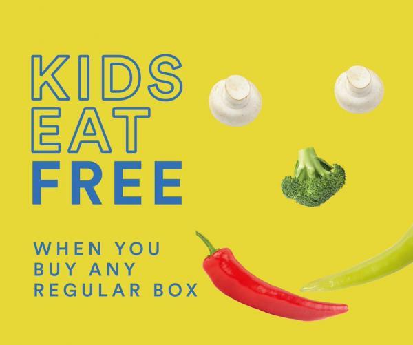 Kids Eat FREE at Wok&Go | White Rose Shopping Centre