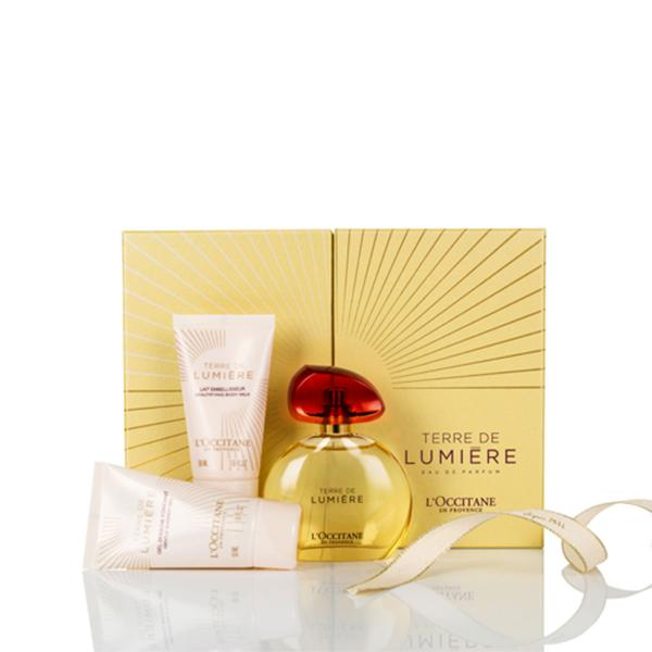 Terre De Lumiere Luxery Collection, £60 (worth £67)